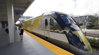California Las Vegas Train