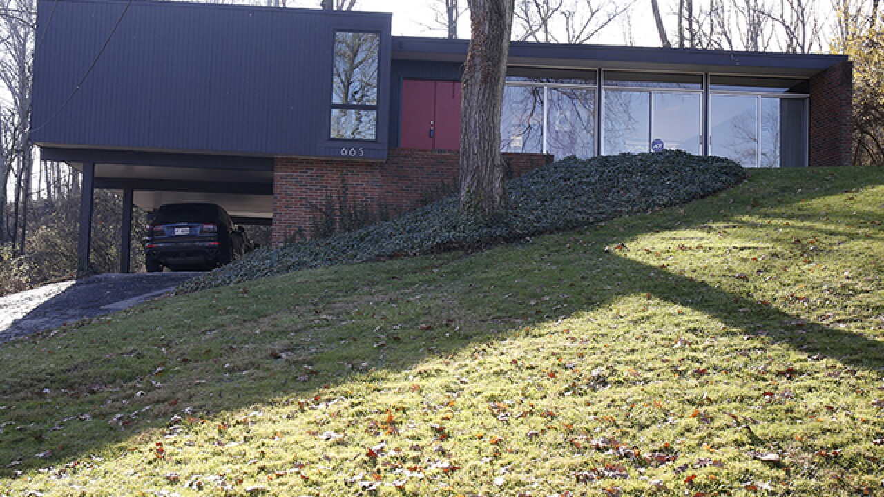 Home Tour: They're leaving Clifton, but they're taking fond memories of this mid-century modern