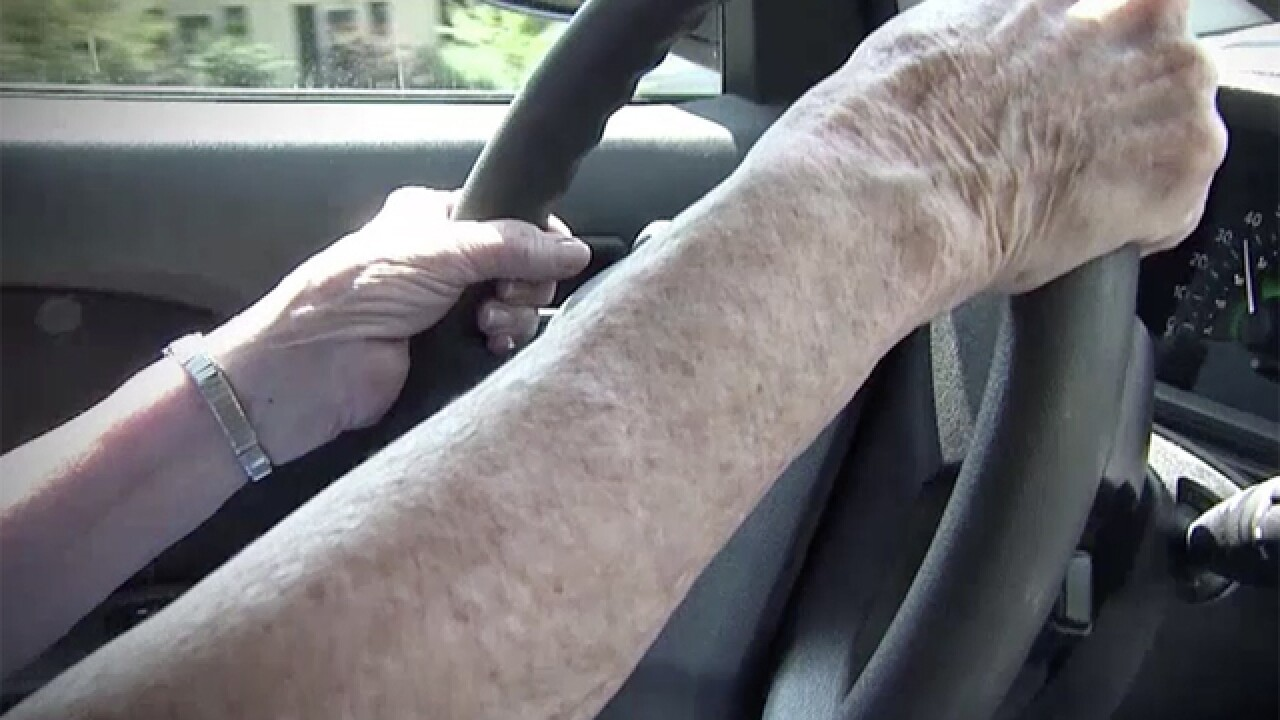 Aggressive driving goes up during holidays