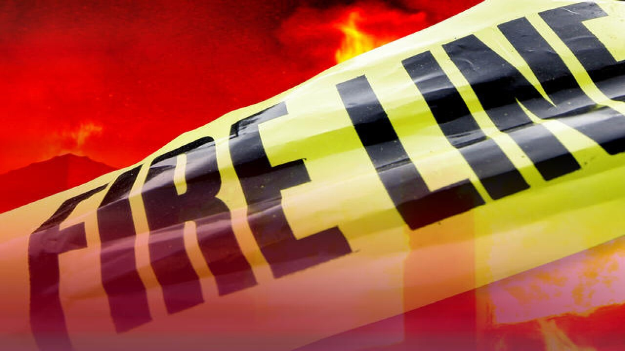 Structure fire reported on Ridge Rd. in Wayne County