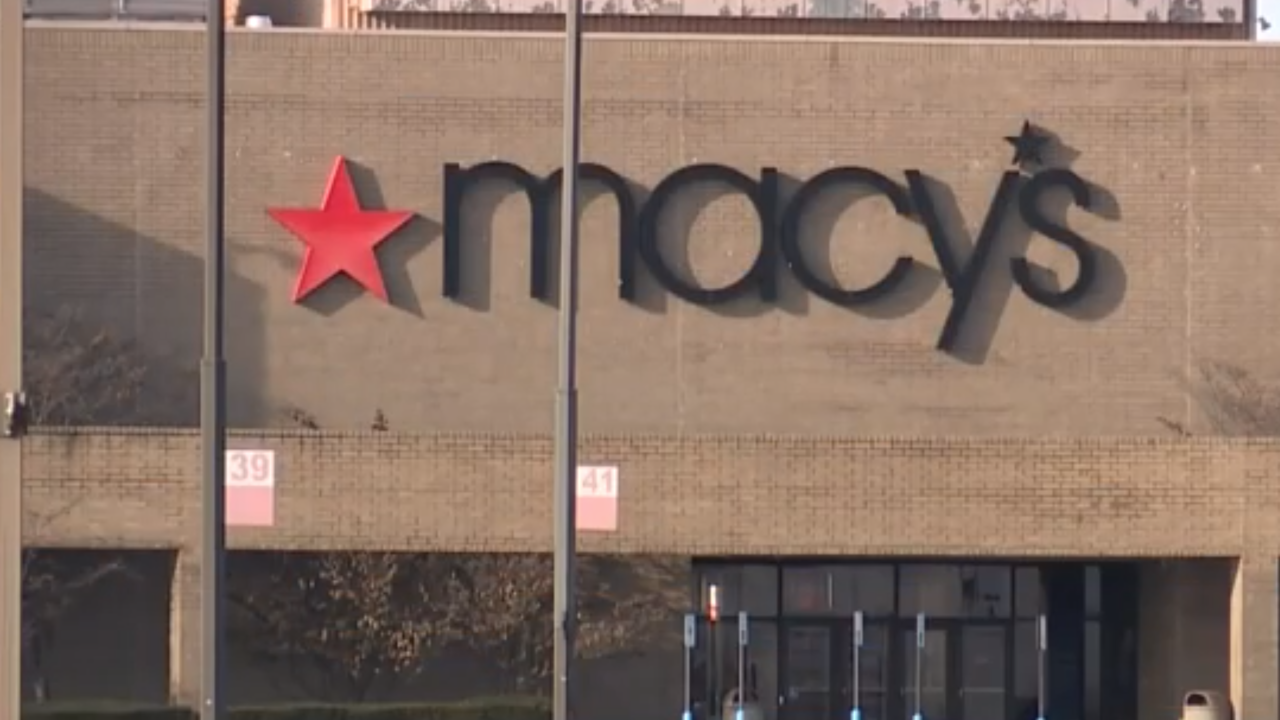 Man reportedly caught pleasuring himself in women's restroom at Macy's