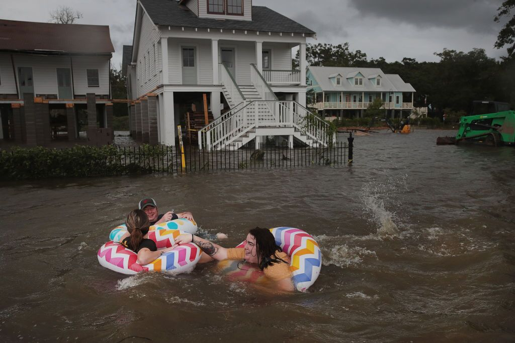 Tropical Storm Barry Drenches Southern Louisiana Getty 071319