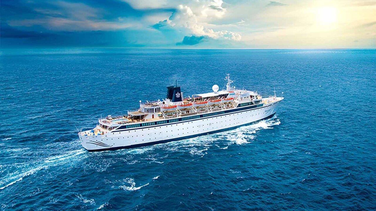 Crew member on board Church of Scientology cruise ship has measles
