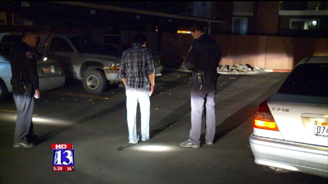 Utah law enforcement ramps up DUI patrols during holidays