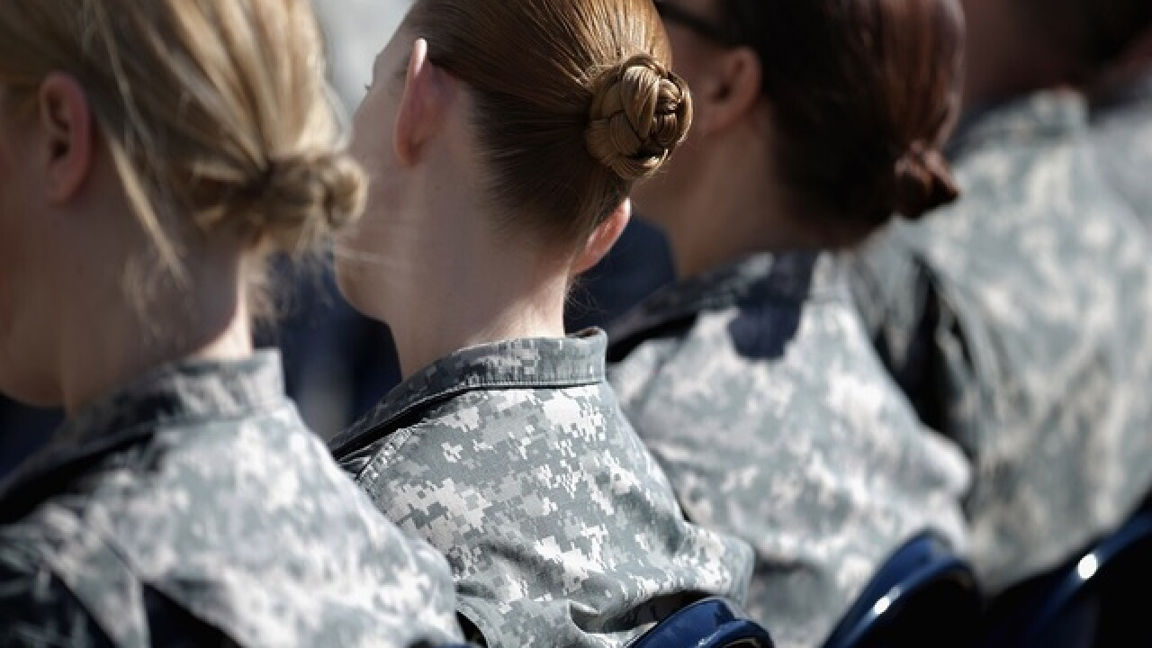 Senate passes bill that would require women to register for draft