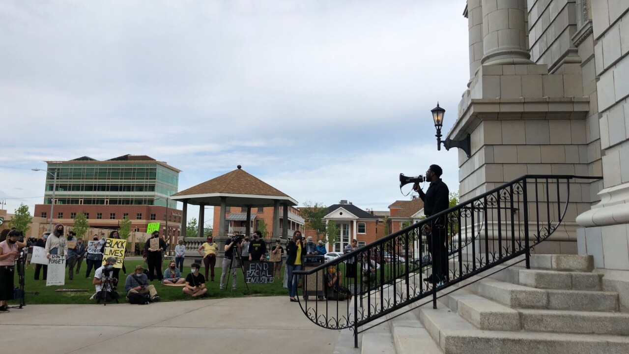 """""""Tired and scared,"""" protesters seek change in ongoing Missoula demonstrations"""