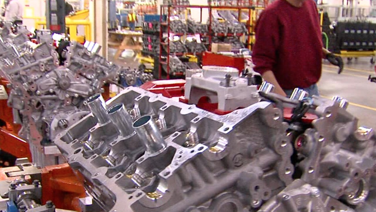 N.E. Ohio auto manufacturing plants, how healthy are they?