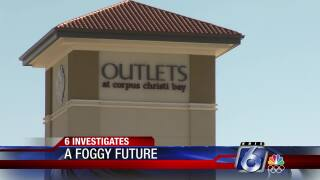 What's the future for the Outlets at Corpus Christi Bay