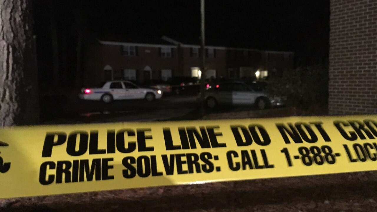 Man seriously injured in shooting during Virginia Beach home invasion and robbery
