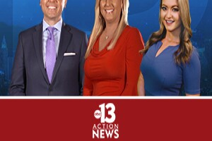 13 Action News at 11:00pm