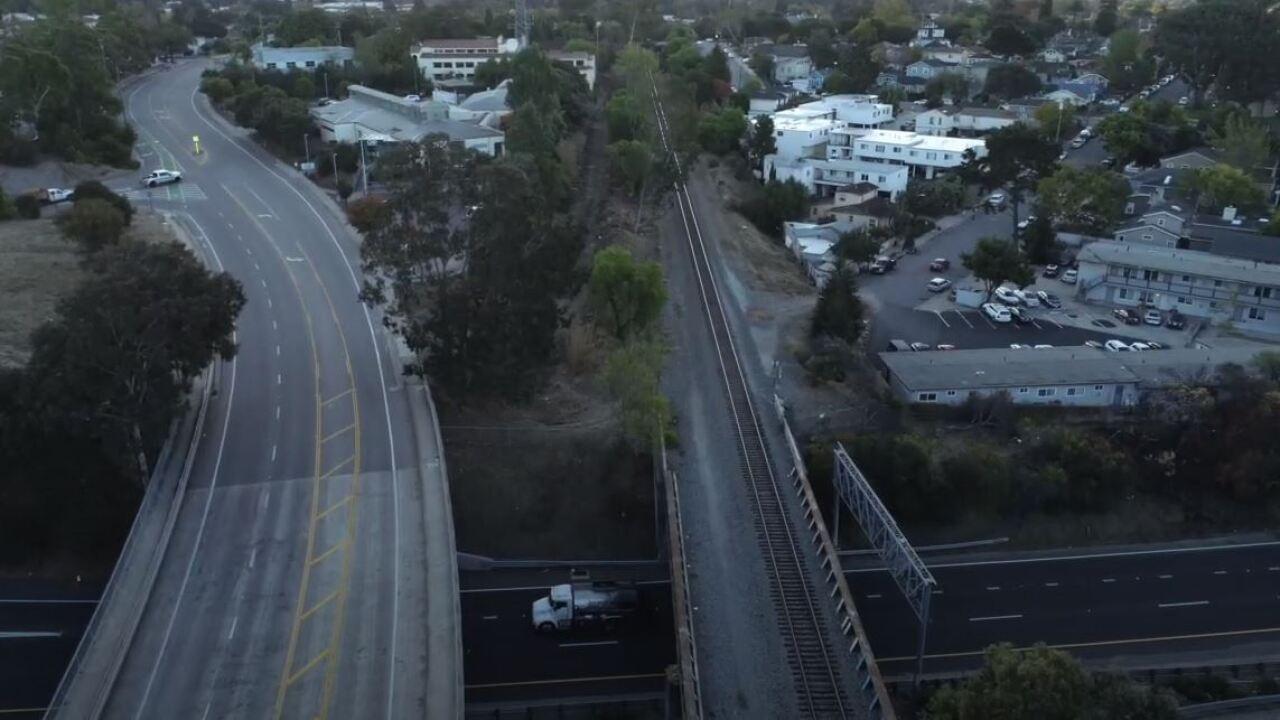 Railroad Safety Trail