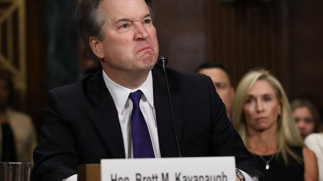 Senate receives FBI report on sexual misconduct allegations against Kavanaugh