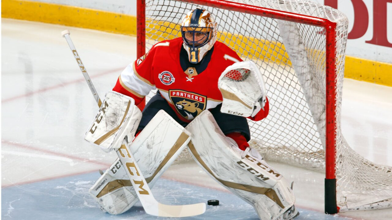 Florida Panthers Goalie Roberto Luongo Retires After 19 Nhl Seasons