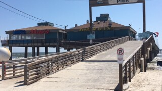 Why the county is fighting to keep a popular restaurant on Bob Hall Pier operational