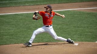 CWS Virginia Tennessee Baseball
