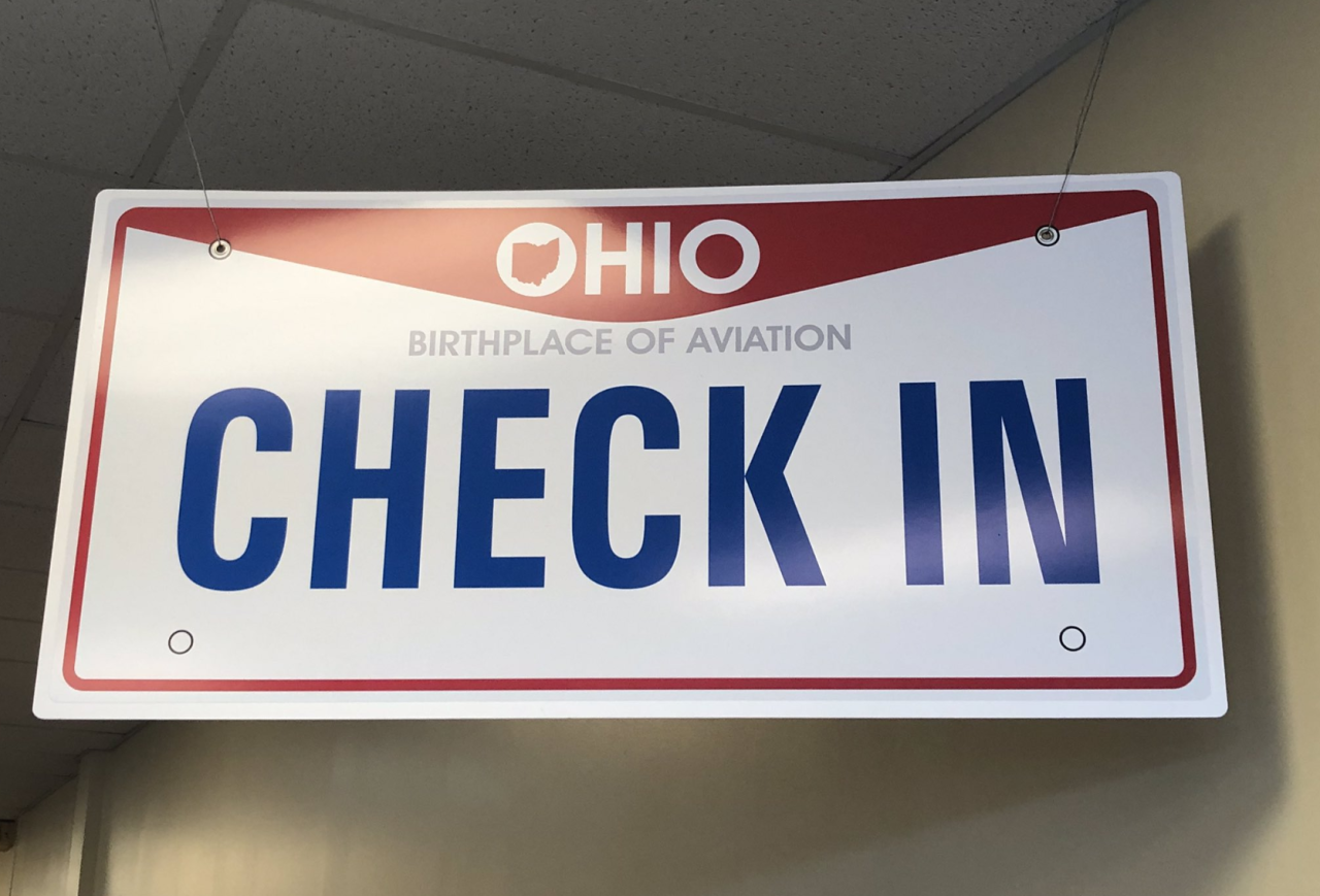 Ohio BMV Check In