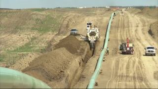 Trump administration asks Supreme Court to move Keystone XL pipeline forward