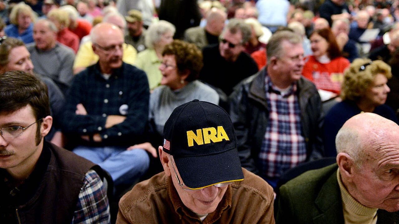 NRA is suing after San Francisco labels it a terror group
