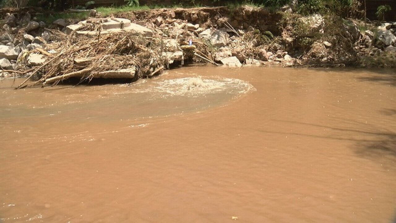 Pima preps for Nogales sewage spread