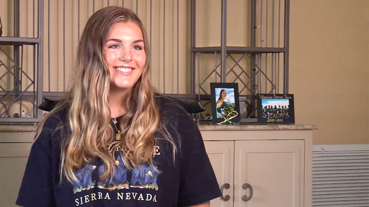 Lauren Klein, Jupiter High School Senior, Class of 2022