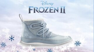 You can buy super cute 'Frozen 2'-inspired shoes for your kids