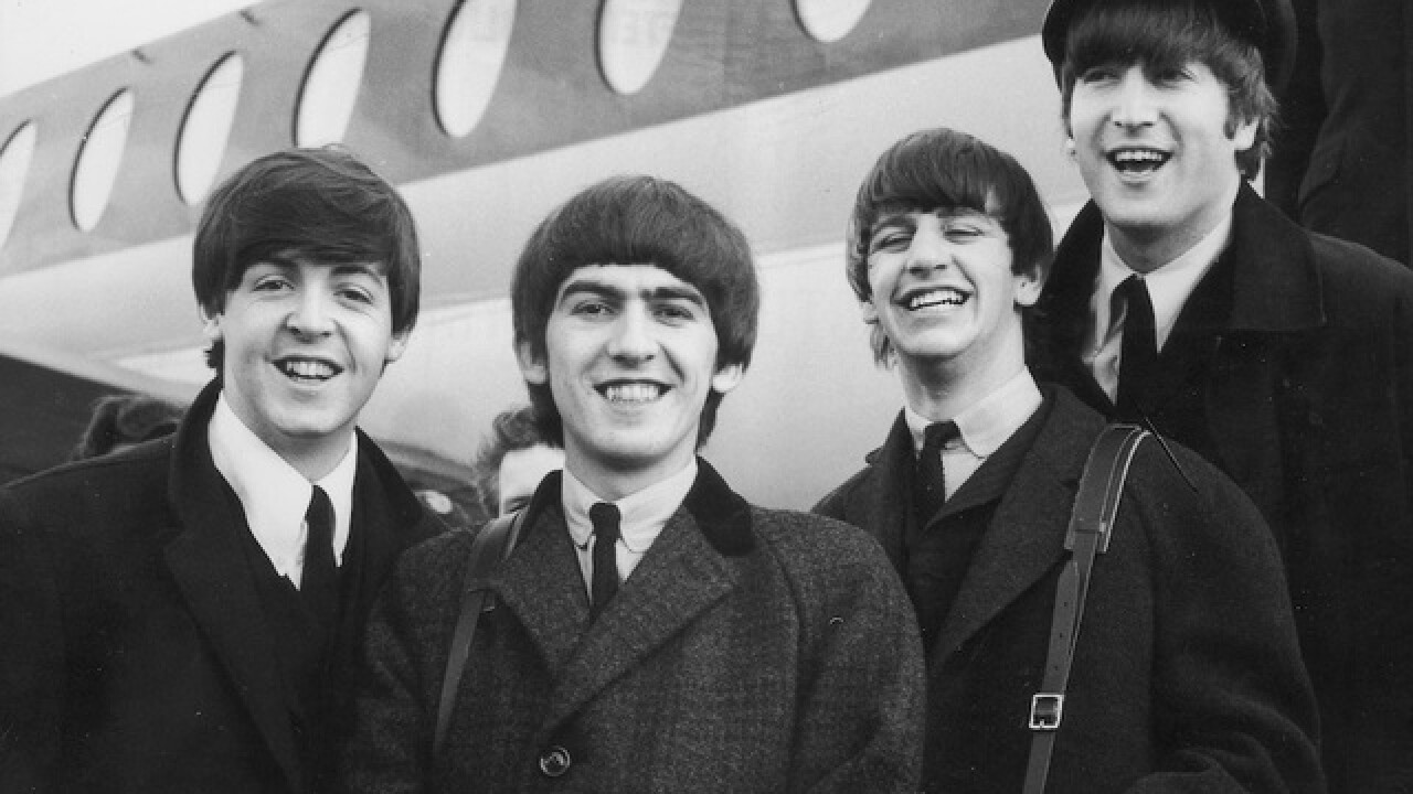 Original recording by Beatles to be auctioned