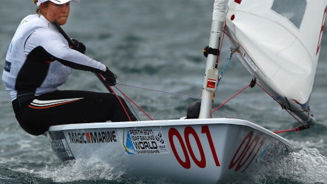 Belgian sailor falls ill after competing in Rio water