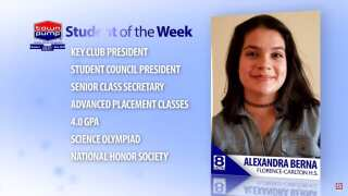 Student of the Week: Alexandra Berna