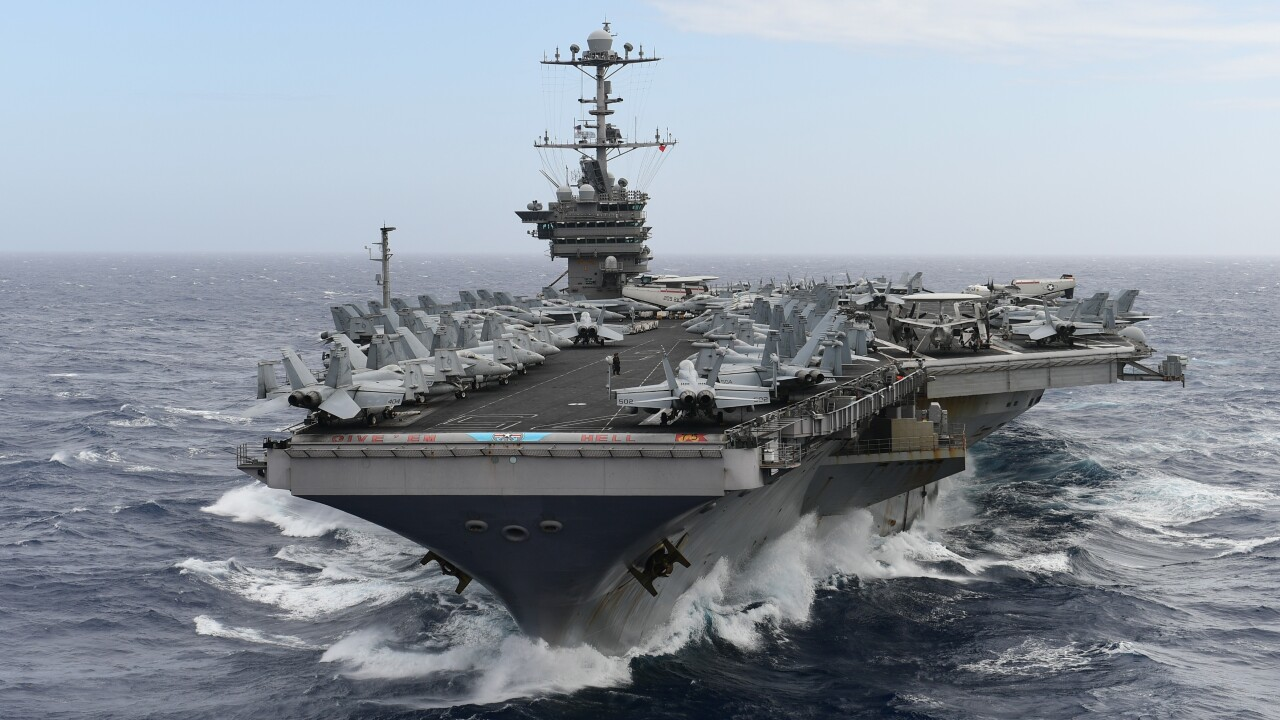 Ending speculation, Norfolk-based USS Harry S. Truman gets early retirement in proposed Navy budget
