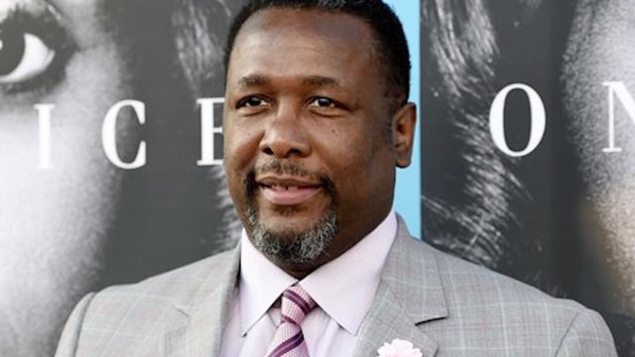 Actor Wendell Pierce accused of hitting woman