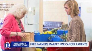 Wellness Wednesday: Intermountain Healthcare hosts free mobile farmer's markets for cancerpatients
