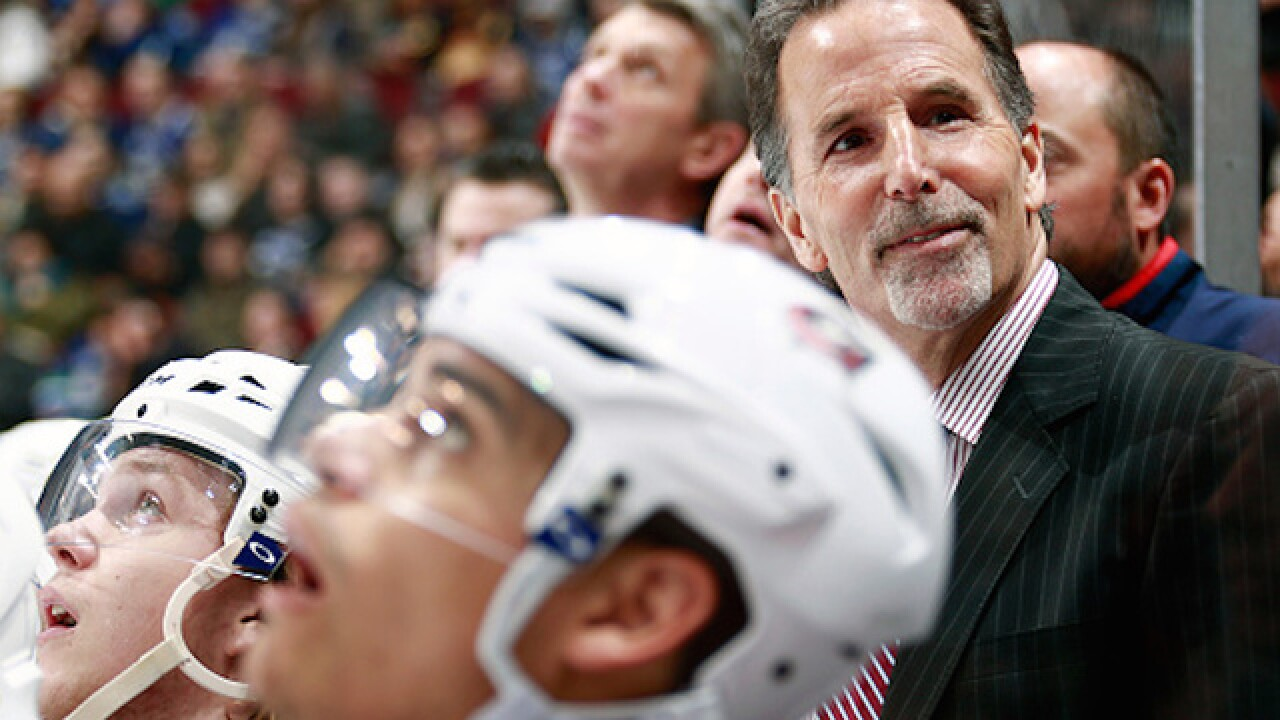 US coach John Tortorella warns players not to join Kaepernick's protest