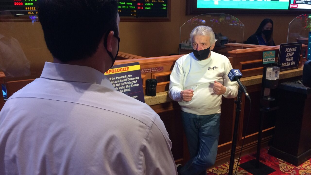 Tracing the rise in popularity of Super Bowl prop bets in Las Vegas