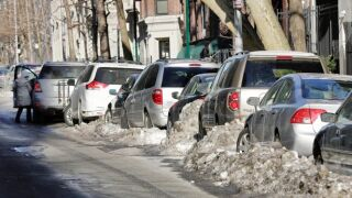 Winter parking regulations coming to an end, same side parkingexpanding