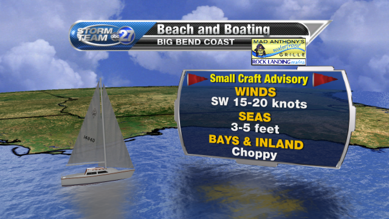 Beach and Boating forecast A (05/23/2017)