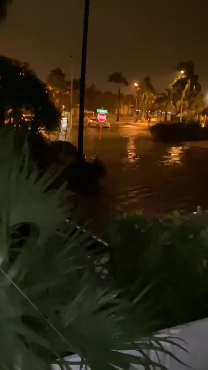 St Pete Beach 77th Ave and Boca Ciega flooded_Angela Timko.png