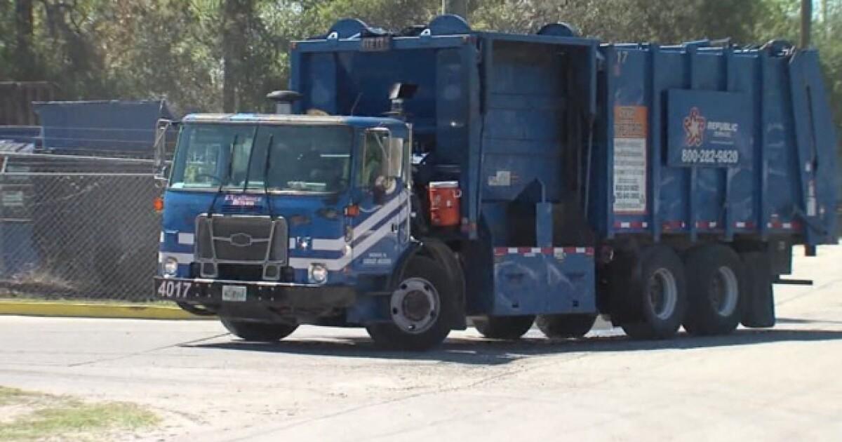 Hernando County residents in mandatory trash pick-up not