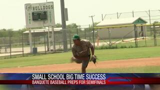 Surging Banquete baseball team again poised for a deep playoff run
