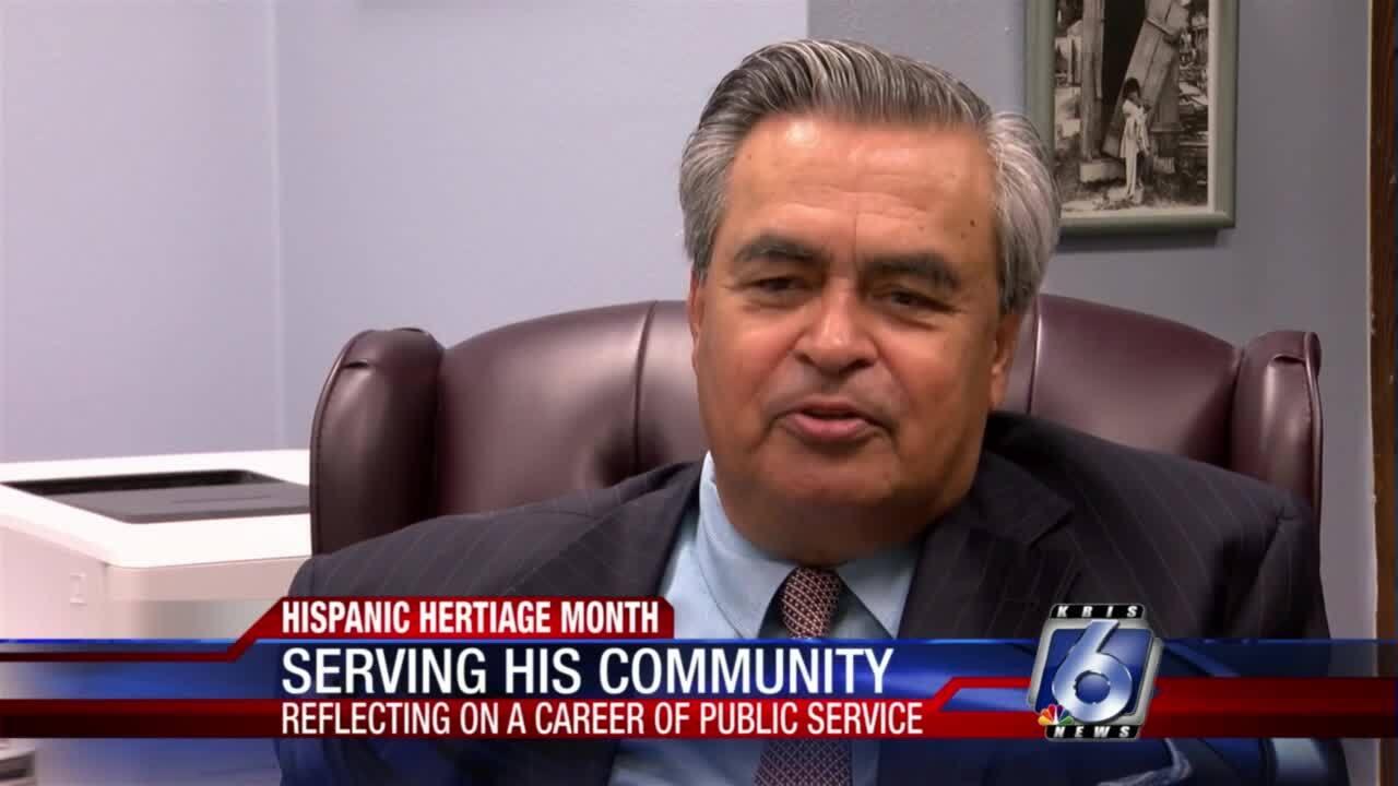 148th District Judge Carlos Valdez