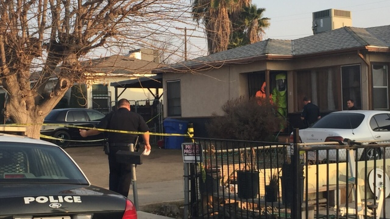 BPD investigating death in east Bakersfield, Hazmat teams present at scene