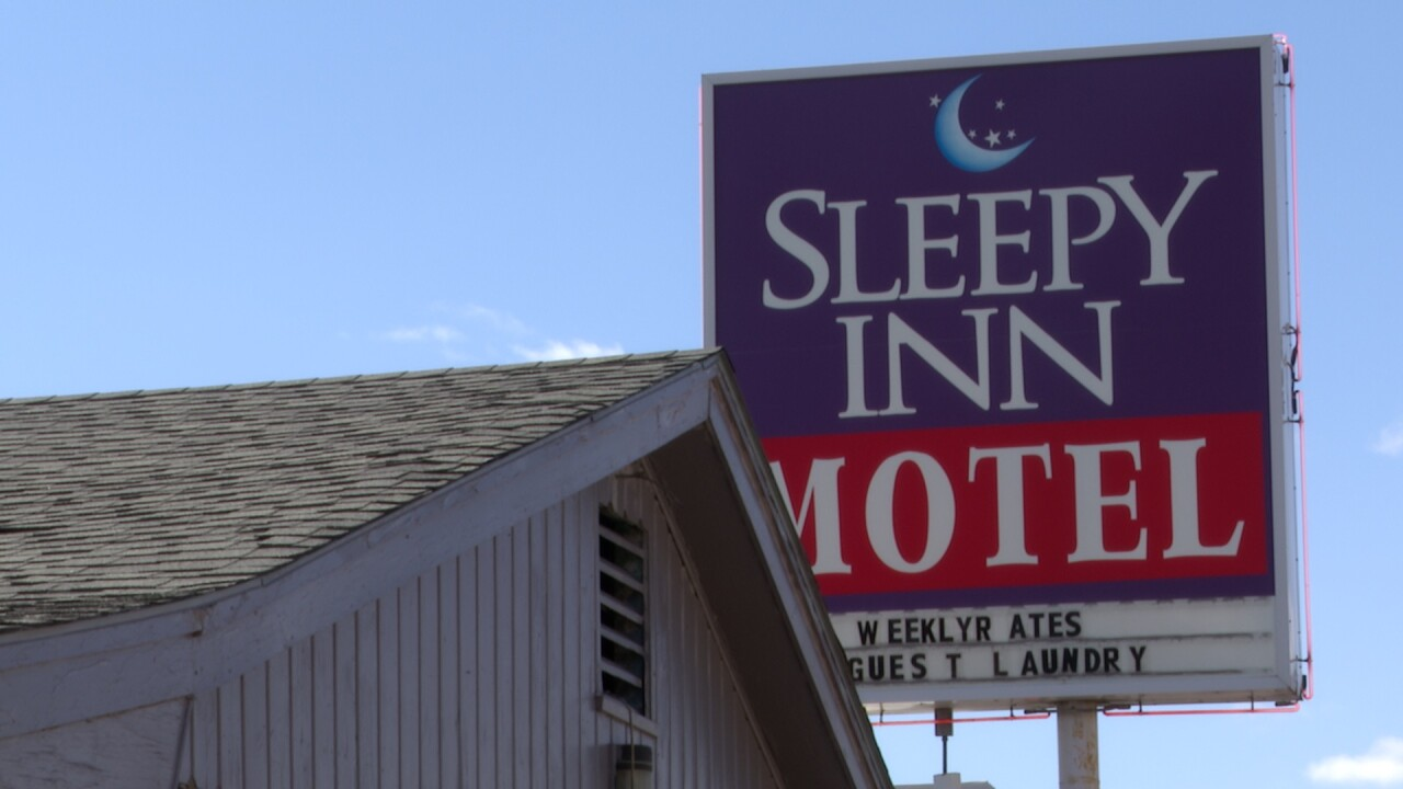 Missoula's Sleepy Inn Motel seeing steady use for those testing positive for COVID-19
