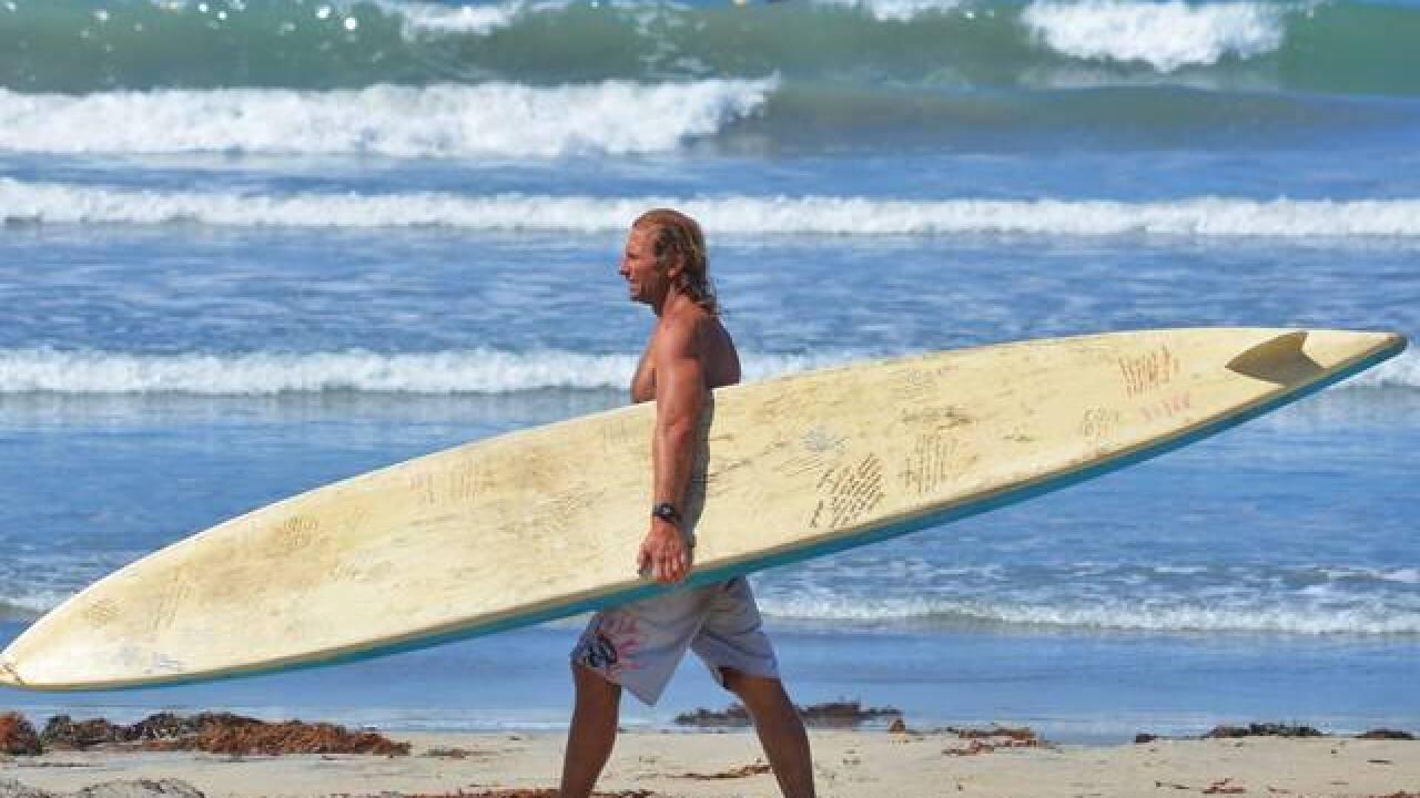 Paddle boarder breaks California man's skull in water