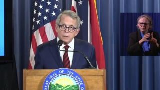 Mike DeWine press conference