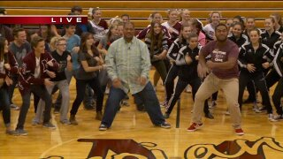 Cool School: Big Budah at Morgan High