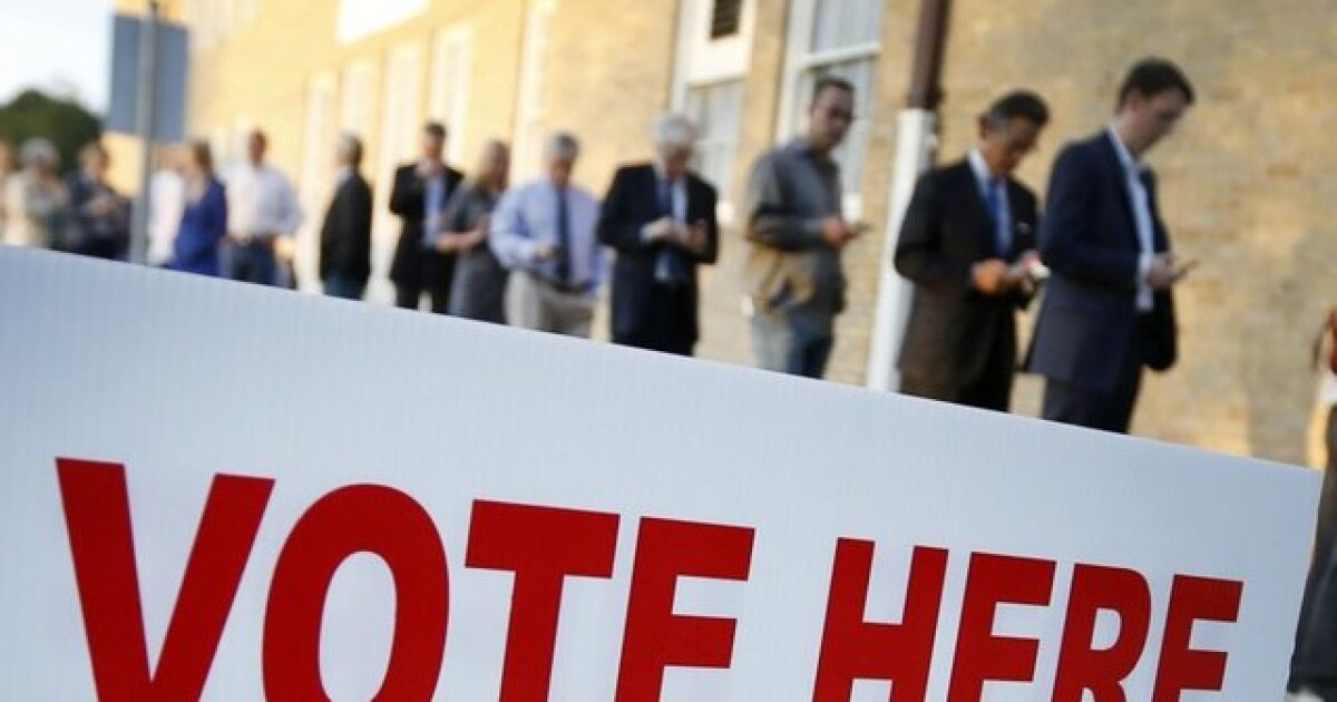 Last day to register to vote in California primary election is Tuesday