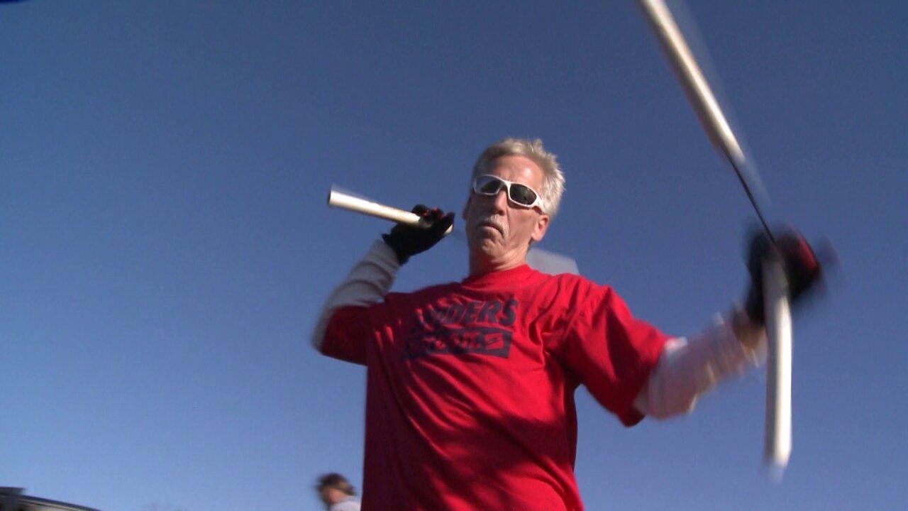Richmond man known as 'Kung Fu Grandpa' passes away at age54