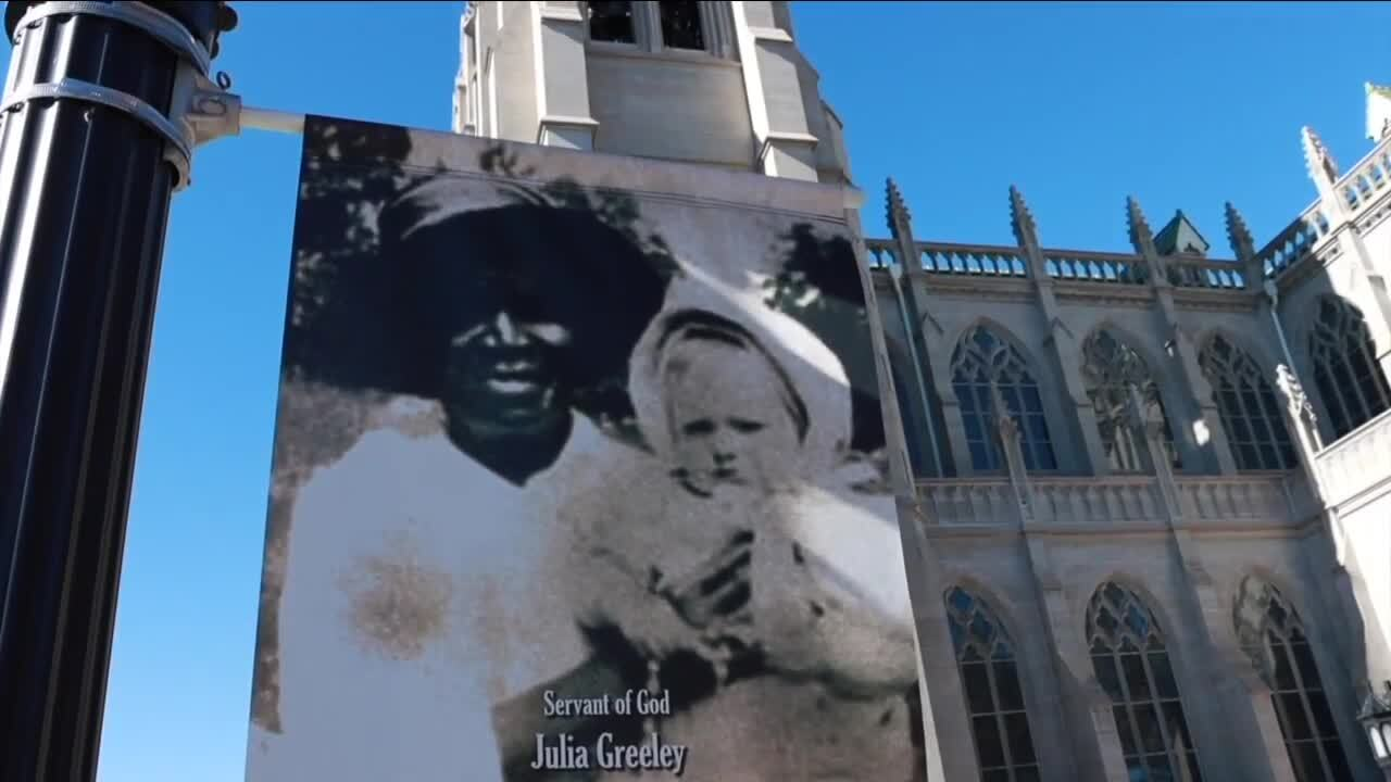 Denver's 'Angel of Charity' Julia Greeley is one step closer to sainthood