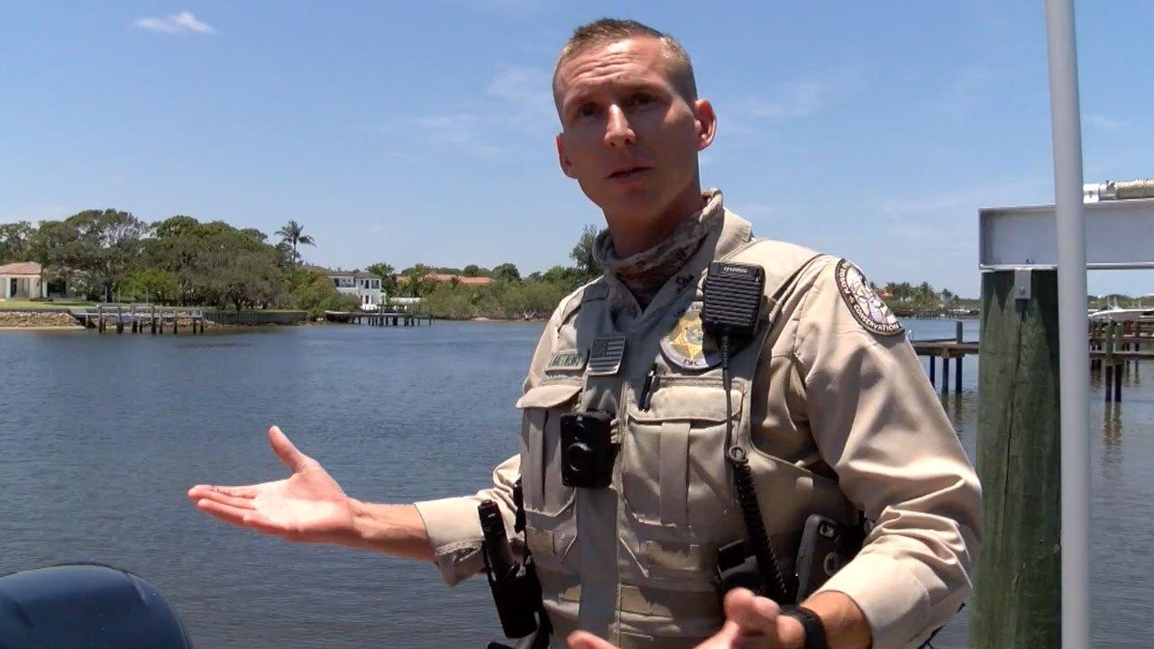 FWC Officer Tyson Matthews
