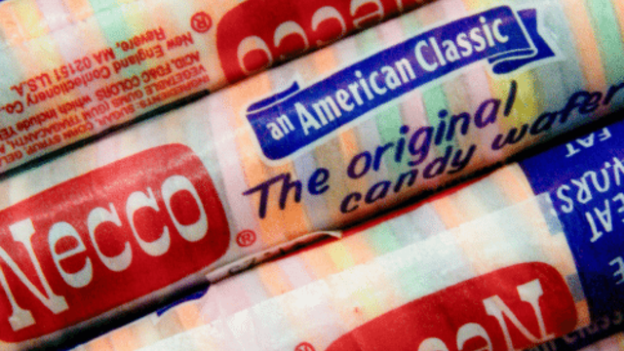 Spangler Candy Company adds Sweethearts and Necco Wafers to product line