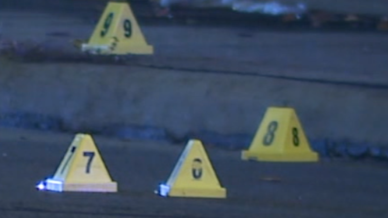 CLE mother of four hit by stray gunfire demands more police patrols